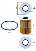 Масляный фильтр MAHLE OX369D