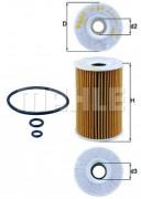 Масляный фильтр MAHLE OX388D