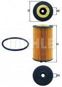 Оливний фільтр MAHLE OX401D