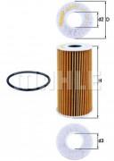 Масляный фильтр MAHLE OX441D
