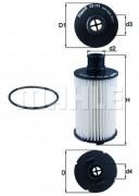 Масляный фильтр MAHLE OX774D