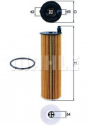 Масляный фильтр MAHLE OX823/6D