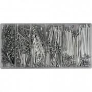 Набор прямых шплинтов Yato YT-06885 (1000шт)