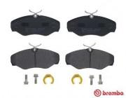 Тормозные колодки BREMBO P56061