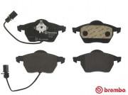 Тормозные колодки BREMBO P85085