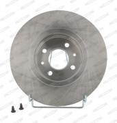 Тормозной диск FERODO DDF1124