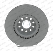 Тормозной диск FERODO DDF1563C-1
