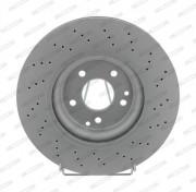 Тормозной диск FERODO DDF1582C-1