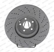 Тормозной диск FERODO DDF1637C-1
