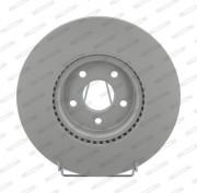 Тормозной диск FERODO DDF1649C-1