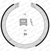 Барабанные тормозные колодки FERODO FSB4157