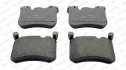 Тормозные колодки FERODO FDB4351