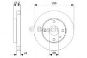 Тормозной диск BOSCH 0986479328