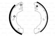 Bosch Барабанные тормозные колодки BOSCH 0986487524