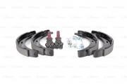Bosch Барабанные тормозные колодки BOSCH 0986487543