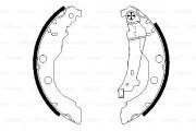 Bosch Барабанные тормозные колодки BOSCH 0986487549