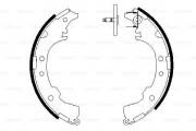 Bosch Барабанные тормозные колодки BOSCH 0986487588