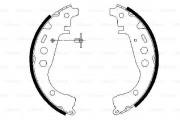 Bosch Барабанные тормозные колодки BOSCH 0986487589