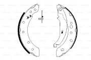 Bosch Барабанные тормозные колодки BOSCH 0986487672