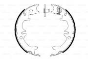 Bosch Барабанные тормозные колодки BOSCH 0986487680