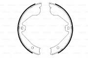 Bosch Барабанные тормозные колодки BOSCH 0986487705
