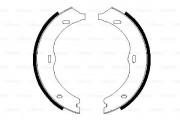 Bosch Барабанные тормозные колодки BOSCH 0986487718