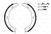 Bosch Барабанные тормозные колодки BOSCH 0986487723