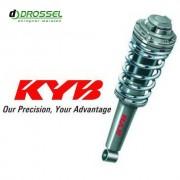 Передний левый амортизатор (стойка) Kayaba (Kyb) 334073 Excel-G для Mitsubishi  Colt IV (CA_A), Lancer IV (CB/D_A)