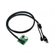 Удлинитель USB / AUX Connects2 CTHYUNDAIUSB.8 для Hyundai i20, i40, ix20, ix35, Genesis-Coupe, i10, H350