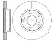 Тормозной диск REMSA 61263.10