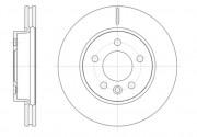 Тормозной диск REMSA 61418.10