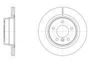 Тормозной диск REMSA 61495.10