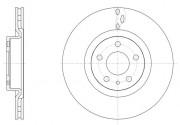 Тормозной диск REMSA 61501.10
