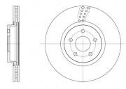 Тормозной диск REMSA 61561.10