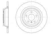 Тормозной диск REMSA 61577.00