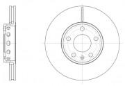 Тормозной диск REMSA 6328.10