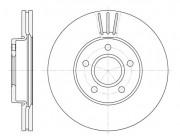 Тормозной диск REMSA 6710.10