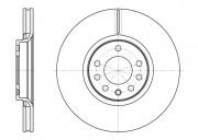 Тормозной диск REMSA 6729.10