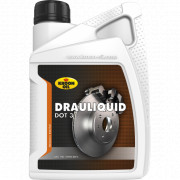 Тормозная жидкость Kroon Oil Drauliquid DOT 3 (1л)