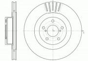 Тормозной диск REMSA 6816.10