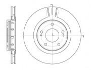Тормозной диск REMSA 6896.10