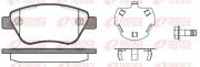 Тормозные колодки REMSA 0858.30