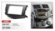 Переходная рамка Carav 07-008 Toyota RAV4 (2006+), 2 DIN