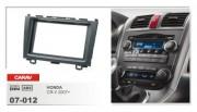 Carav Переходная рамка Carav 07-012 Honda CR-V 2007 - 2012, 2 DIN