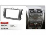Carav Переходная рамка Carav 08-003 Toyota Corolla (2007+), 2 DIN