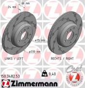 Тормозной диск ZIMMERMANN 150.3482.53