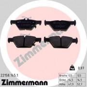 Тормозные колодки ZIMMERMANN 22158.145.1