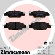 Тормозные колодки ZIMMERMANN 22332.145.1