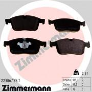 Тормозные колодки ZIMMERMANN 22386.185.1