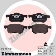Тормозные колодки ZIMMERMANN 23073.190.1